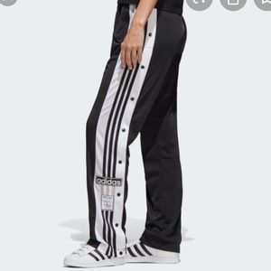 adidas originals adibreak track pants XS snapped